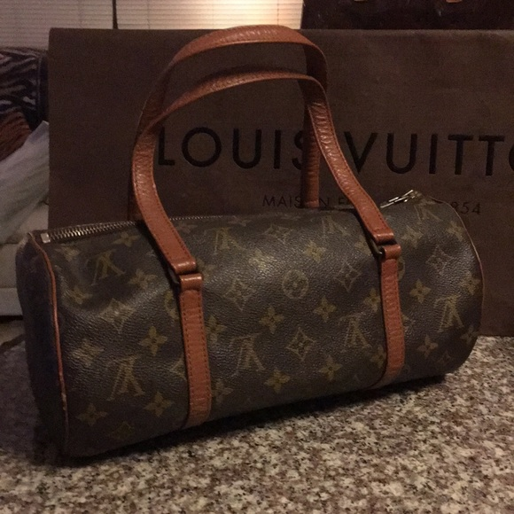 30e0359fb53e Louis Vuitton Handbags - ☄️SALE☄ 💯% Auth Vintage Louis Vuitton Papillon 30